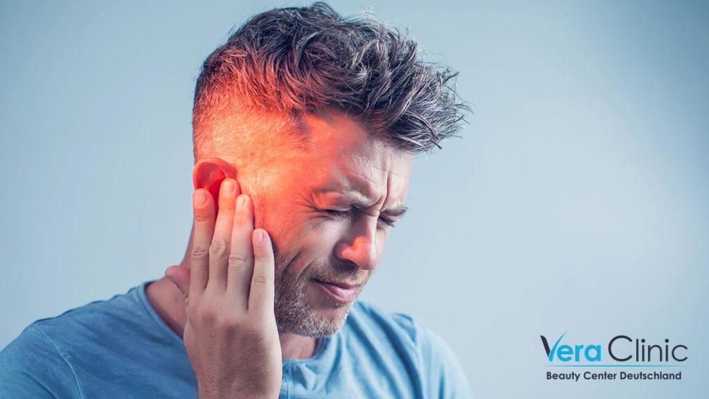 Schmerzen Haartransplantation